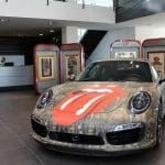 Porsche Andy Warhol