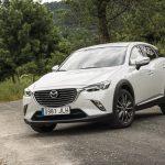 Prueba Mazda CX-3 2.0 Skyactiv-G 120 CV