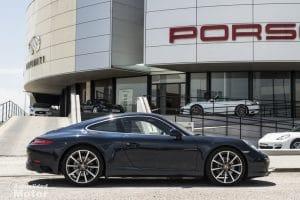 Prueba Porsche 911