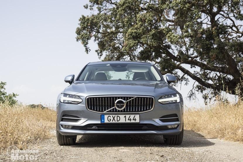 Prueba Volvo S90 T6