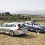 Prueba Volvo S90 V90