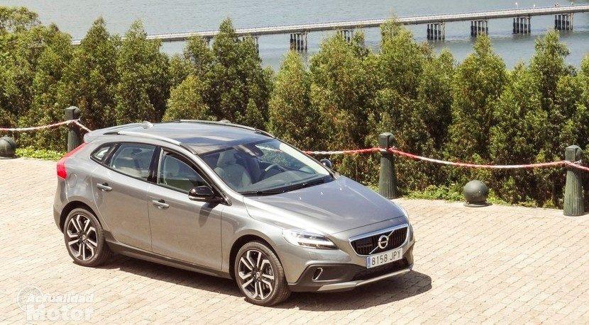 Prueba Volvo V40