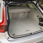 Prueba Volvo V90 maletero