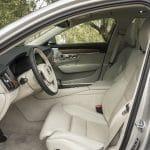 Prueba Volvo V90 plazas delanteras