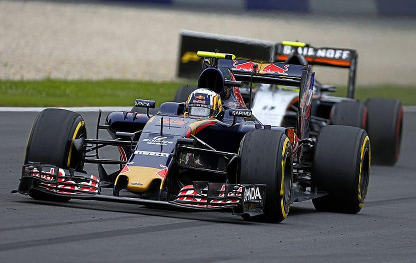 Toro Rosso 2016