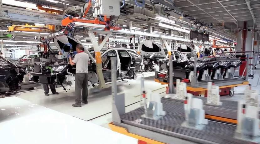 Fábrica Martorell Seat