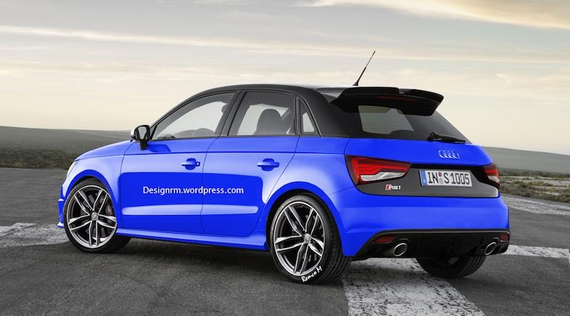 Audi RS1 render