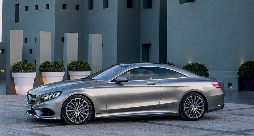 Mercedes Clase S Coupé