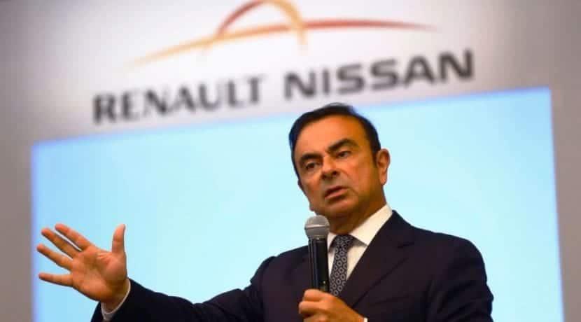 Alianza Renault-Nissan