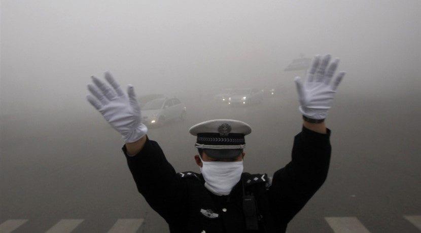 EEA contaminación