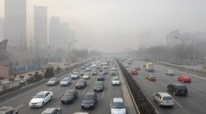 EEA contaminación coches