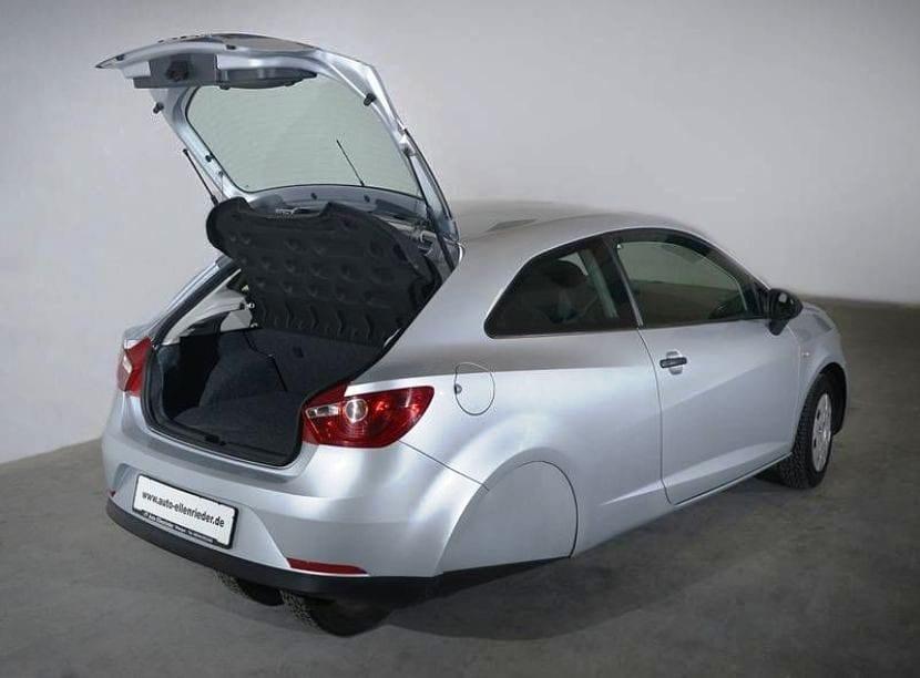 Seat Ibiza 3Wheeler