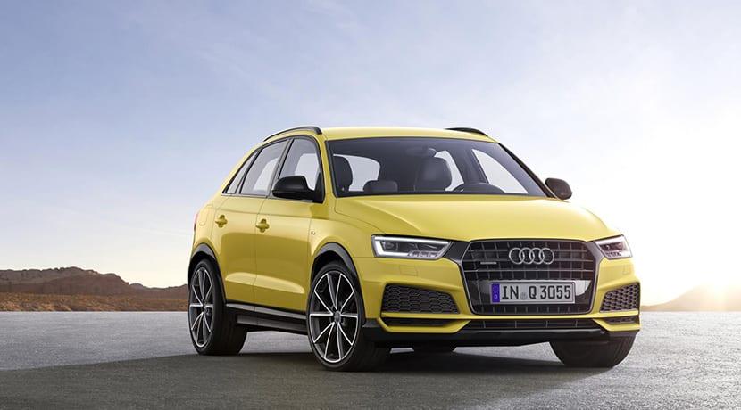 Audi Q3 lavado de cara