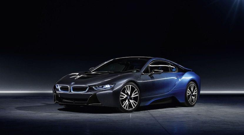 BMW i3 & i8 CrossFade