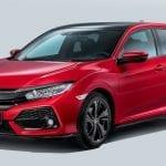 Honda Civic 2017 Europa