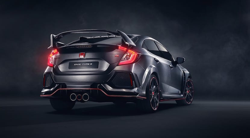 Honda Civic Type R Prototype