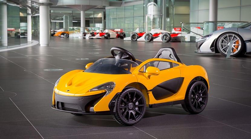 McLaren P1 de juguete