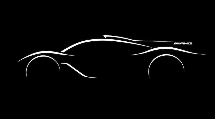 Mercedes-AMG superdeportivo híbrido