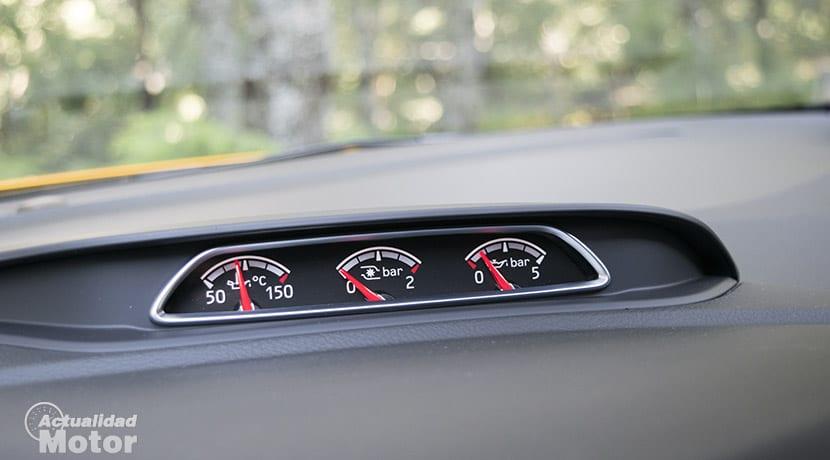 Prueba Ford Focus ST