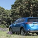 Prueba Toyota RAV4 Hybrid