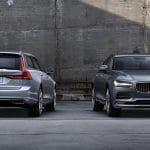 Volvo V90 y Volvo S90 Polestar