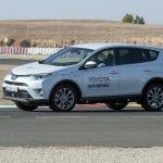 24 Horas Híbridas de Toyota