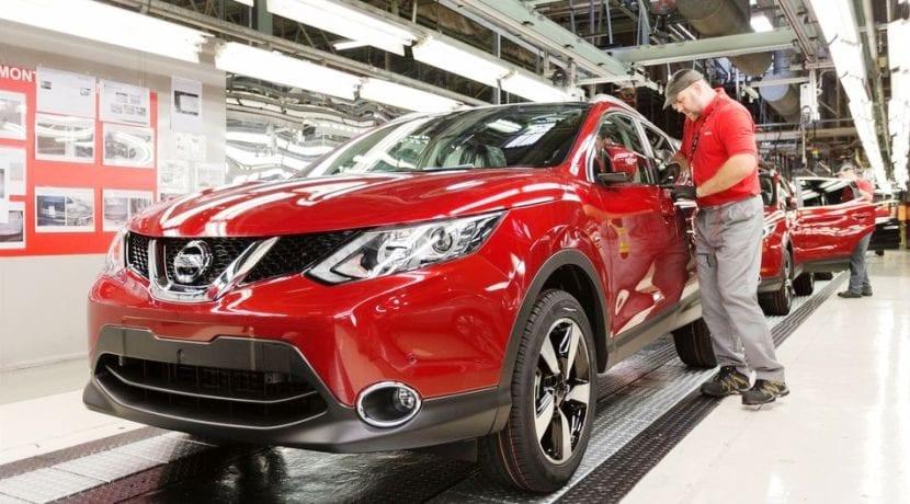 Brexit Nissan fabricación coches