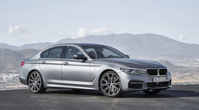 BMW Serie 5 2017