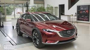 Mazda Research Europe