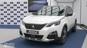 Peugeot 3008 Peugeot SUV Trophy