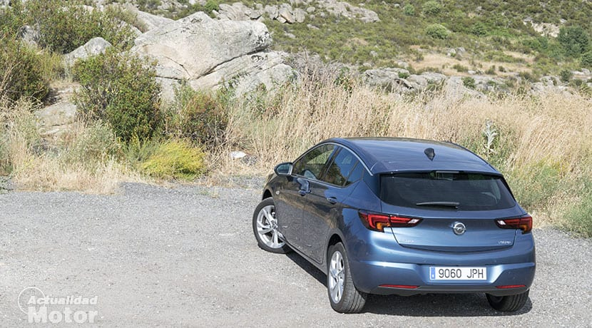 Opel Astra 1.4 Turbo 150 CV AT6