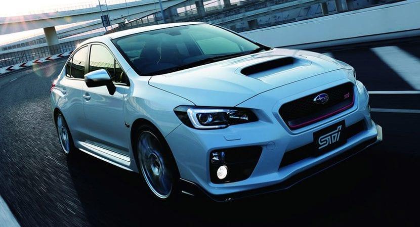 Subaru WRX S4 tS solo para Japón