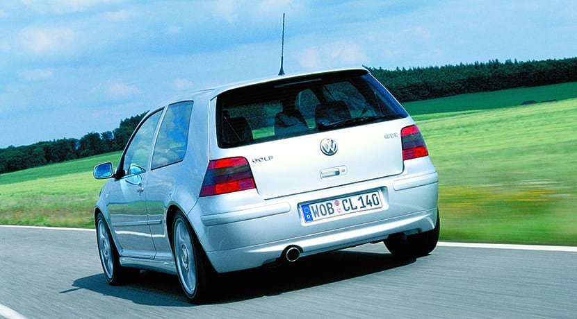 Volkswagen Golf GTI MK4
