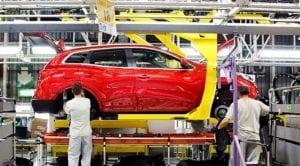 Fábrica Renault-Nissan Palencia