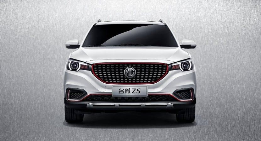 MG ZS SUV