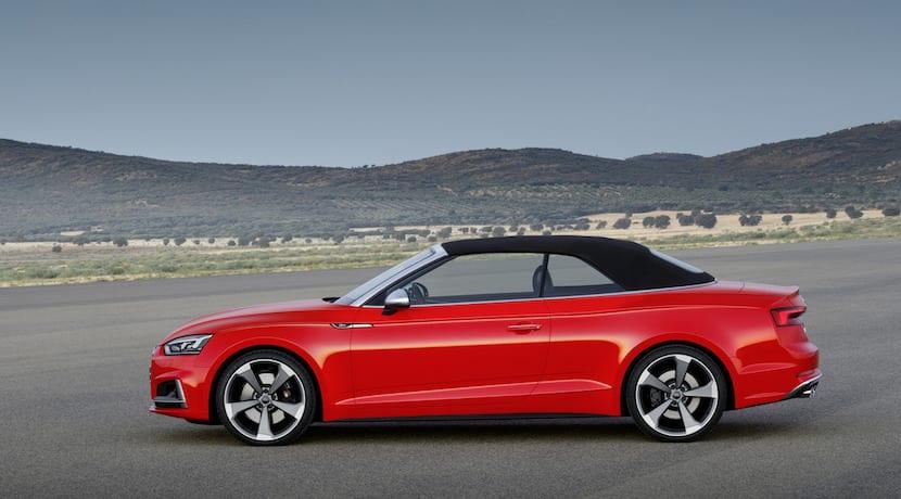 Audi A5 y S5 Cabrio