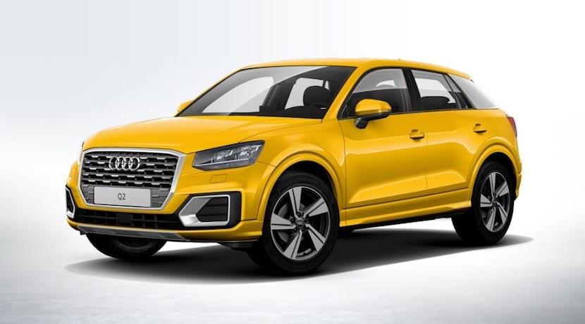 Audi Q2 sport edition