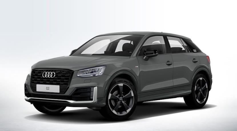 Audi Q2 #untaggable edition