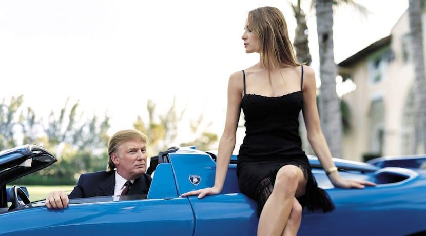 Coches Donald Trump Lamborghini Diablo