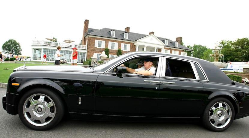 Coches Donald Trump Rolls-Royce Phantom