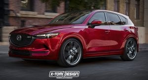 Mazda CX-5 MPS por X-Tomi Design