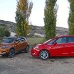 Prueba Opel Mokka X y Opel Zafira