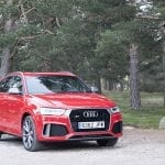 Prueba Audi RS Q3 performance