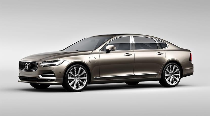 Volvo S90 Excellence para el mercado chino