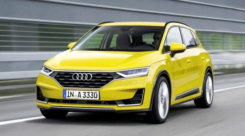 Audi A3 Vario