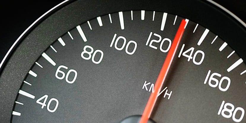 DGT 130 kmh autovías