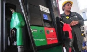Combustibles México
