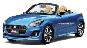 Suzuki Swift Roadster