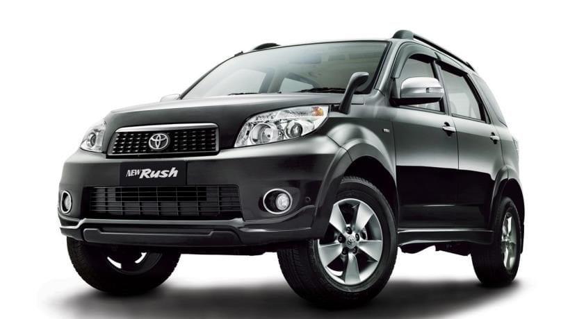 Toyota Daihatsu Terios