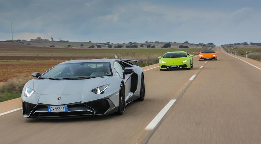 Lamborghini Miura 50 aniversario